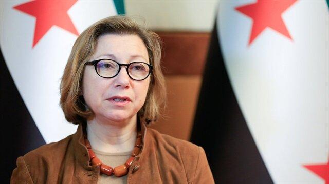 Suriyeli muhaliflerin oluşturduğu Müzakere Yüksek Komitesi (MYK) sözcülerinden Bassma Kodmani, Rusya'ya 'Doğu Guta' için yardım çağrısında bulundu.