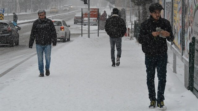 Meteorolojiden 12 ile yağış uyarısı yapıldı
