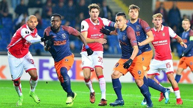 Medipol Başakşehir Braga Özet ve goller