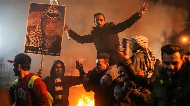 Trump yeni bir krizi başlattı Kudüs'le ilgili tüm gelişmeler