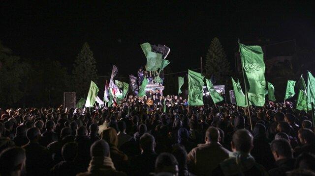"Hamas'tan ""ABD'nin Kudüs kararına"" açıklama"