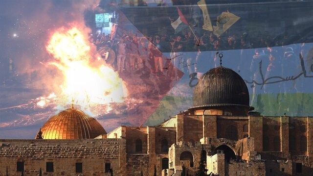 Trump yeni bir krizi başlattı: Kudüs'le ilgili tüm gelişmeler