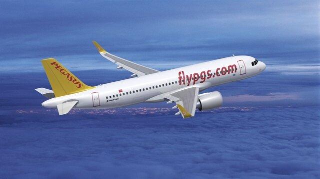 Pegasus'tan 'Uç uç günleri' kampanyası