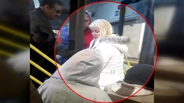 Taksim'de yankesicilik yaparken suç üstü yakalandılar!