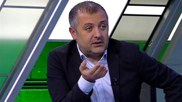 Spor yazarı ve yorucusu Mehmet Demirkol.