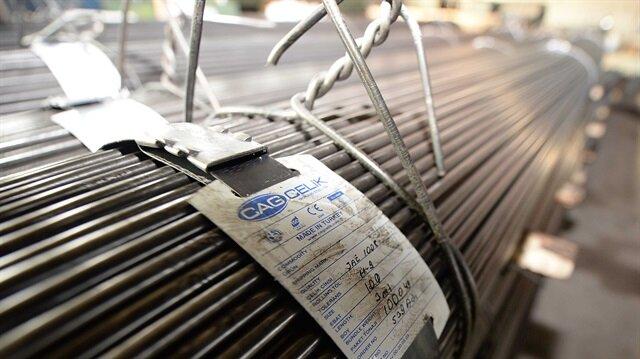 Karabüklü firma 100 ülkeye demir-çelik satıyor