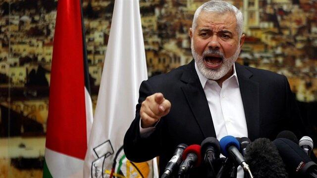 Hamas Siyasi Büro Şefi İsmail Heniye