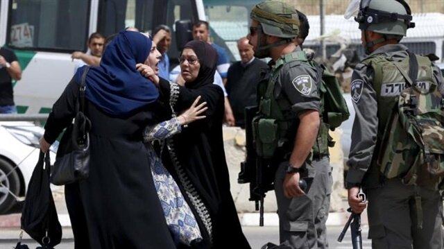İsrail'in Kudüs'te Filistinlilere yönelik baskısı her geçen gün artarken ABD Temsilciler Meclisi'nden de ekonomik abluka kararı geldi.