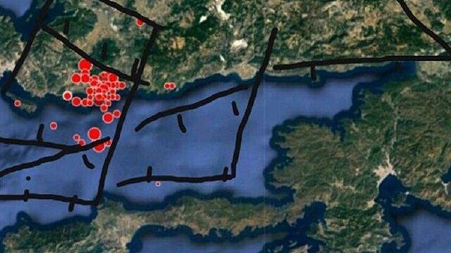Türkiye'de ilk defa kurulan ve takip edilen GPS sayesinde depremin etkisi, yırtılma şekli ve hareketlerine ulaşıldı.