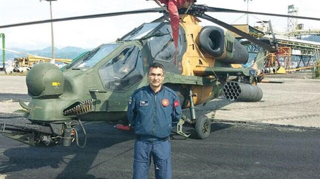 Tayyib Sina Doğan, 15 Temmuz'da darbe girişim gecesi Marmaris'teydi.