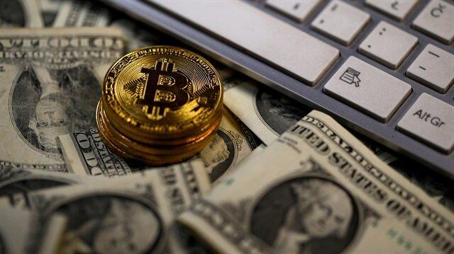 Sanal para birimi Bitcoin'in değeri rekor tazeledi.