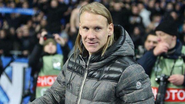 Vida 5,5 sezondur Dinamo Kiev forması giyiyor.