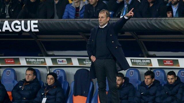 Başakşehir, C grubu'nda oynadığı 6 maçta 2 galibiyet, 2 beraberlik, 2 mağlubiyet alarak 8 puan topladı.