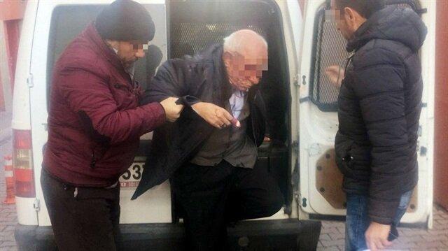 Damadını vuran 84 yaşındaki Arif M. gözaltına alındı.