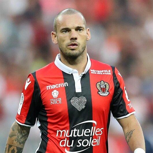 Sneijder MLS'e doğru
