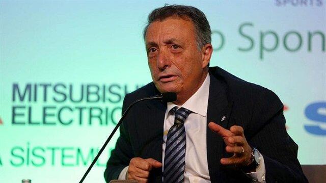Ahmet Nur Çebi'den Fenerbahçe'ye sert tepki