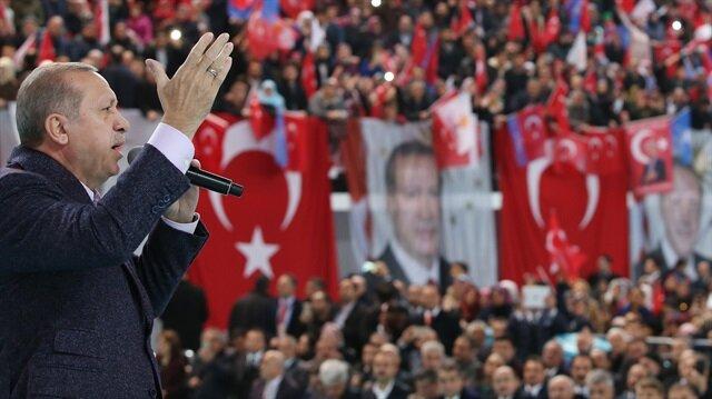 Cumhurbaşkanı Erdoğan: İsrail terör devletidir