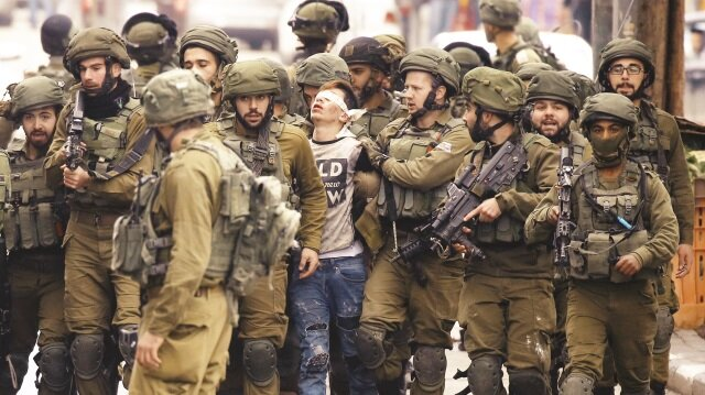 İsrail'i yıkan fotoğraf