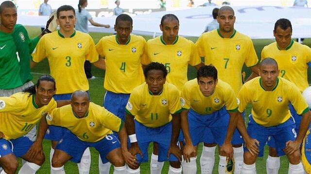 Brezilya'nın savunma efsanesi artık amatör ligde