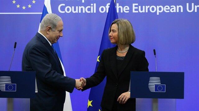 AB Netanyahu'yu başbakan olarak karşılamadı