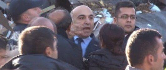 CHP'li başkan vatandaşı tehdit etti
