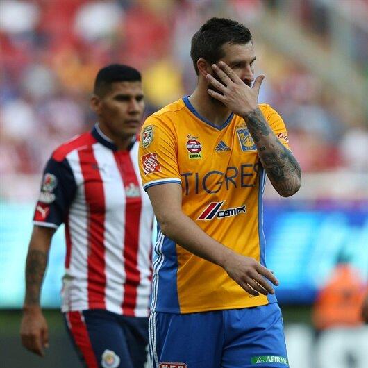 Andre-Pierre Gignac: Futbolu Meksika'da bırakmak istiyorum