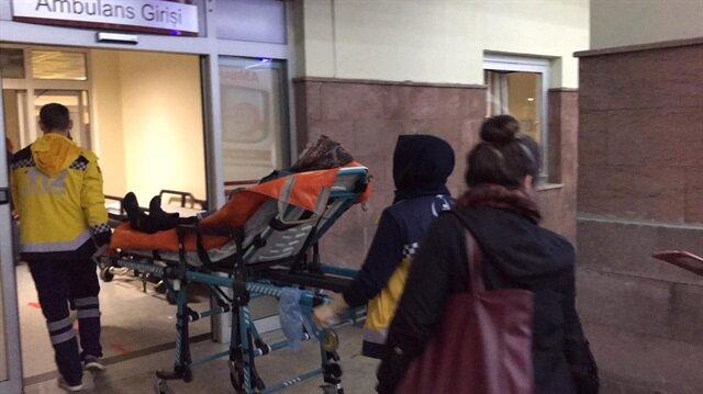 Rize'de mide bulantısı ve baş dönmesi şikayetiyle 60 üniversite öğrencisi hastaneye başvurdu.