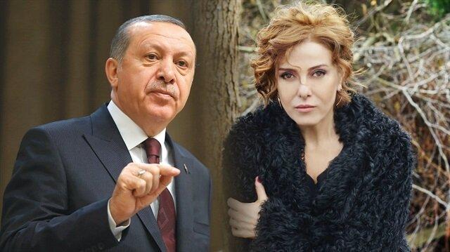 Cumhurbaşkanı Erdoğan'a hakaret eden Zuhal Olcay'ın hapsi isteniyor