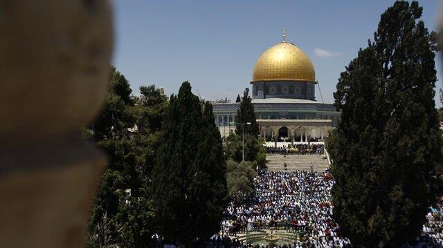 Erdoğan'ın çıkışı sonrası İİT'den  Kudüs çağrısı