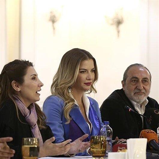 'Antep Fıstığı' filminin çekimleri Gaziantep'te başladı