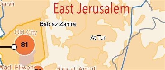 'Doğu Kudüs' neresi?