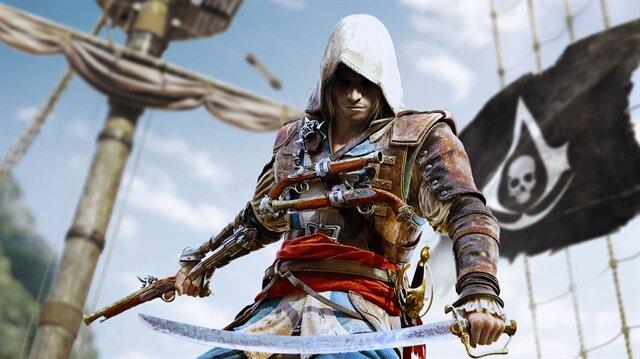 2013 yılında piyasaya çıkan Assassin's Creed Black Flag oyununda 1715 yılı, yani 'Korsanlığın Altın Çağı' konu alınıyor.