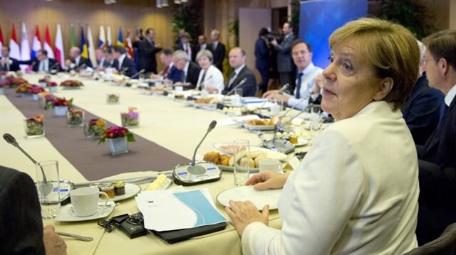 AB Liderler Zirvesi başladı: Kudüs görüşülecek