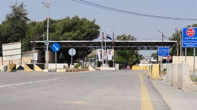 Lübnan ile Suriye arasındaki sınır kapısı 5 yıl sonra yeniden açıldı