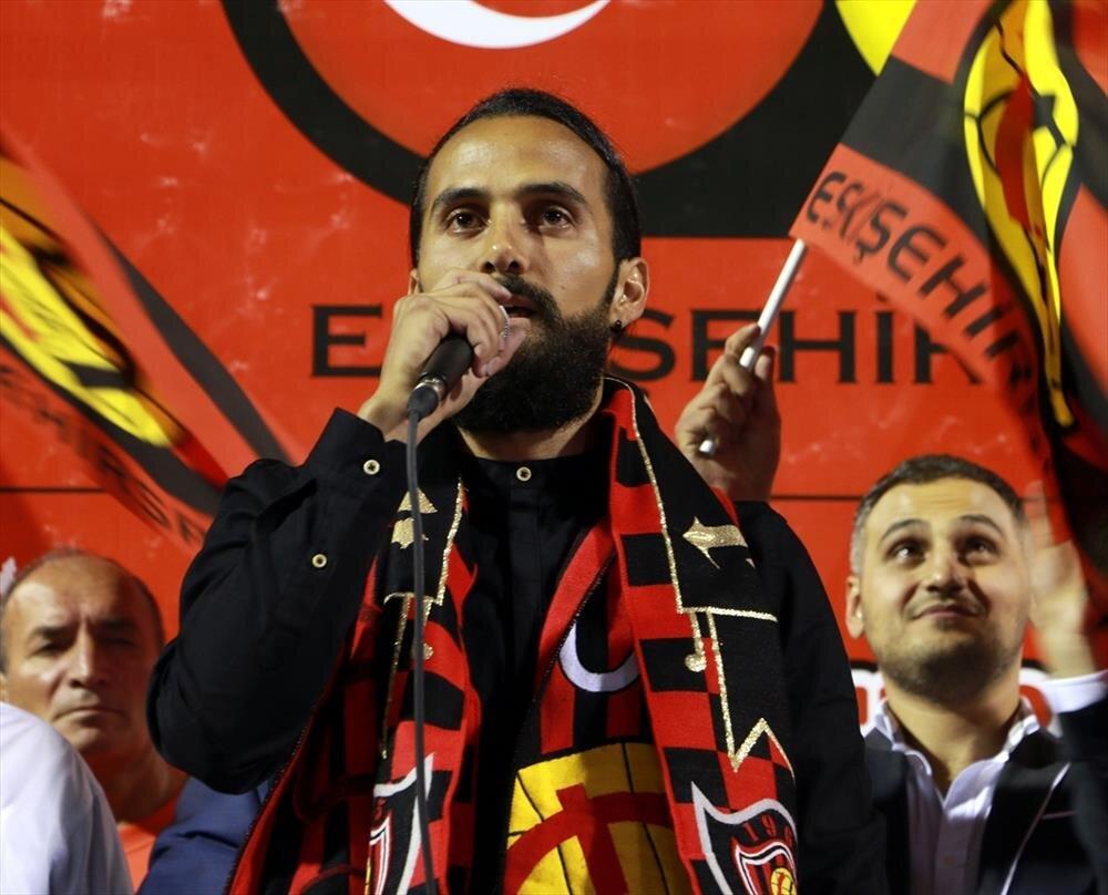 Erkan Zengin, İsveç Milli Takımı formasıyla 2018 Dünya Kupası'nda forma giymek istiyor.