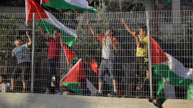 Türkiye'den Filistin'e sportif destek