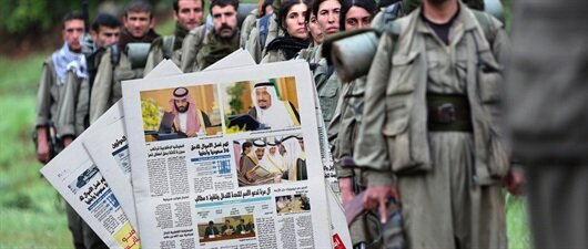 Suudi gazetesinde skandal