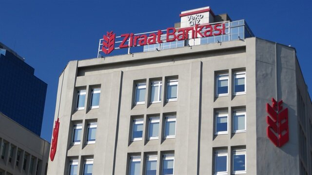Ziraat Bankasına 600 milyon dolarlık Çin kredisi