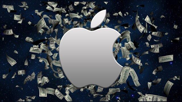 Apple saniyede kaç dolar kazanıyor?