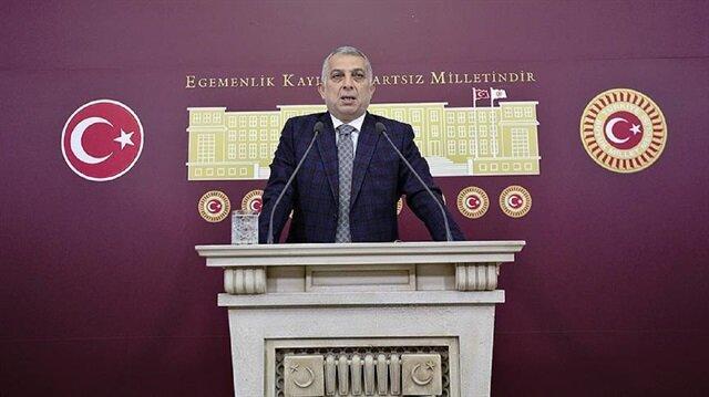 Justice and Development (AK) Party's Istanbul deputy Metin Külünk