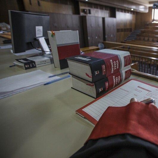 Kırıkkale'de 18 eski polise  FETÖ'den hapis cezası