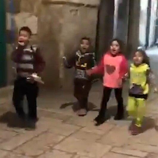 İsrail bu çocuklardan korkuyor