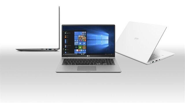LG'nin tanıtacağı yeni bilgisayarın da 8. nesil Intel işlemci kullanılacak.