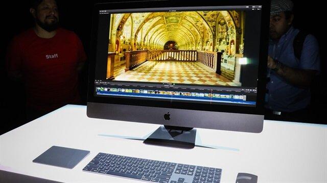 iMac Pro'nun Türkiye fiyat 27 bin ila 70 bin lira arasında değişiyor.