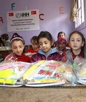 İHH Suriye'de anaokulu açtı