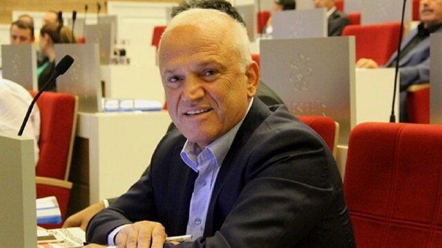 Ataşehir Belediyesi'nin yeni Belediye Başkanvekili seçilen CHP'li İlhami Yılmaz