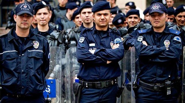 Polislere 2018'de zam