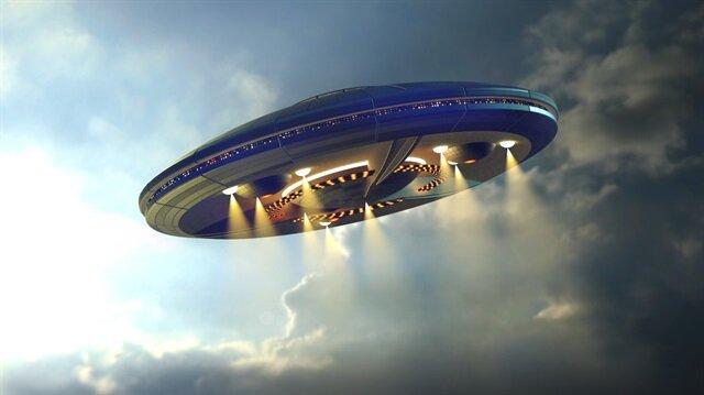 Pentagon'un gizli UFO programı ortaya çıktı
