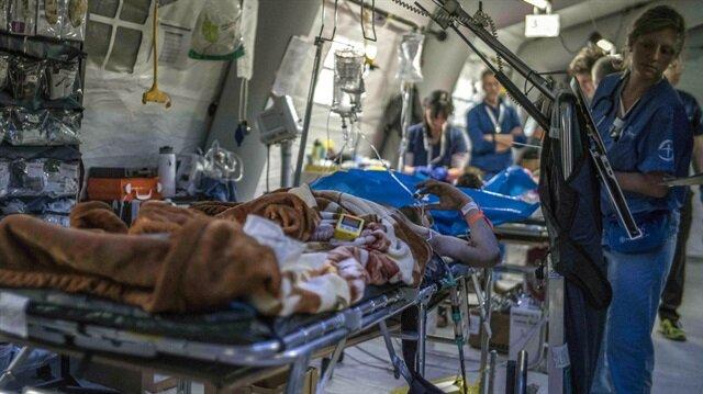 DEAŞ'tan kurtarılan Musul'da cilt hastalığı yayılıyor
