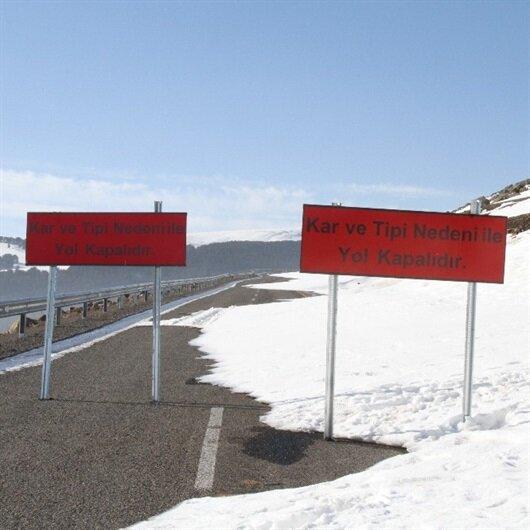 Bu yol 6 ay trafiğe kapalı